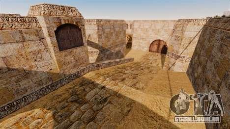 Localização de Counter-strike De_Dust2 para GTA 4 sexto tela
