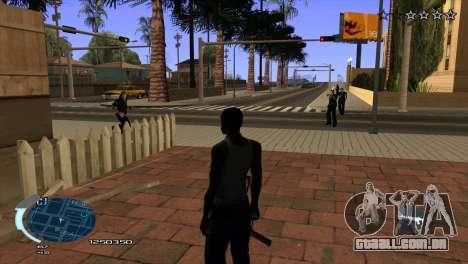 C-HUD Assasins Creed 3 III para GTA San Andreas terceira tela