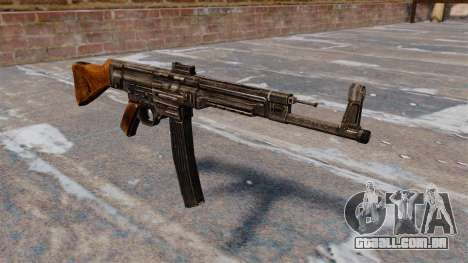 Fuzil de assalto MP44 para GTA 4
