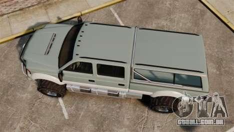 GTA V Vapid Sandking XL 4500 para GTA 4 vista direita