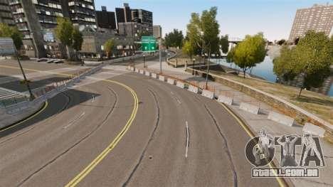 Liberty City Race Track para GTA 4 segundo screenshot