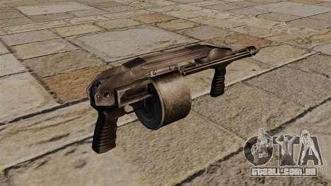 Arma lisas Protecta para GTA 4 segundo screenshot