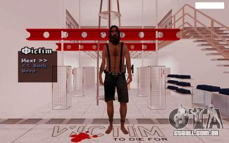 HD Pak Skins vagabundos para GTA San Andreas terceira tela