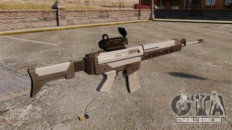 Espingarda automática ACR para GTA 4 segundo screenshot