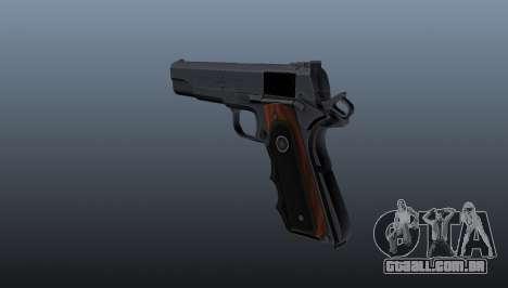 Pistola semi-automática Hitman Silverballer para GTA 4 segundo screenshot