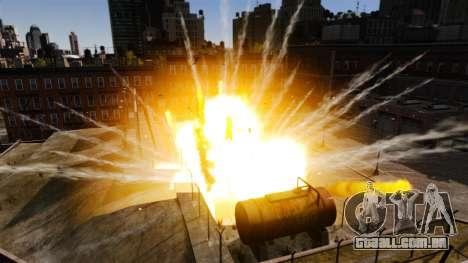 Novos efeitos da explosão e incêndio para GTA 4 terceira tela