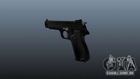 Pistola semi-automática SIG P210 para GTA 4 segundo screenshot
