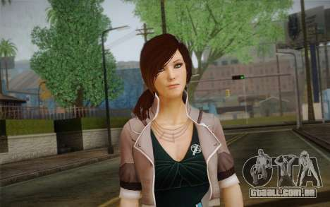 Remember Me Alexia para GTA San Andreas
