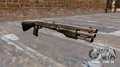 Caçadeira Benelli M3 Super 90 para GTA 4