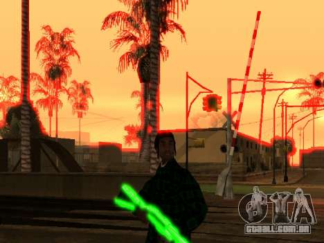 Color Mod para GTA San Andreas