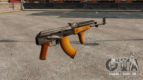 AK-47 v6 para GTA 4 segundo screenshot