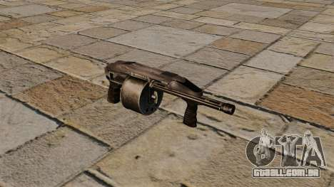 Arma lisas Protecta para GTA 4