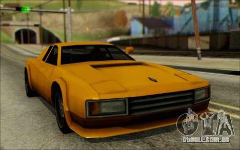 VC Cheetah para GTA San Andreas