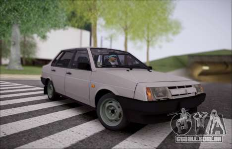 VAZ 21099 para GTA San Andreas