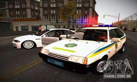 VAZ 2108 Ucrânia REC para GTA San Andreas