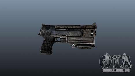 pistola de 10 mm para GTA 4 terceira tela