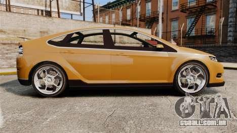 GTA V Cheval Surge para GTA 4 esquerda vista