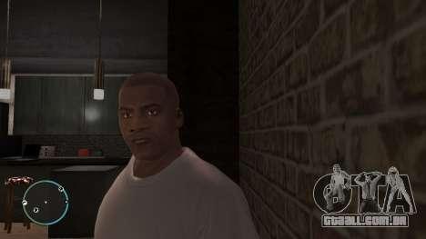 Franklin Clinton from GTA V para GTA 4