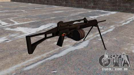 Fuzil de assalto MG36 para GTA 4 segundo screenshot