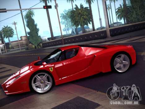 Ferrari Enzo 2003 para GTA San Andreas vista direita