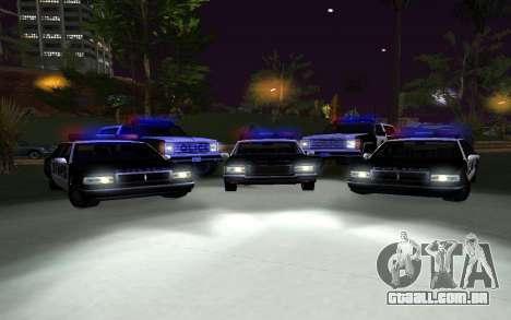 New Effects v1.0 para GTA San Andreas sexta tela