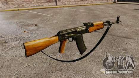 AK-47 v5 para GTA 4 segundo screenshot
