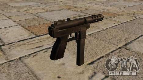 Intratec TEC-self-loading pistol DC9 para GTA 4 segundo screenshot