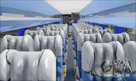 Marcopolo Paradiso G6 Tur-Bus para GTA San Andreas vista direita