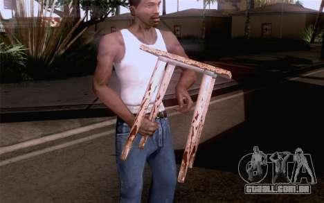 Tamborete para GTA San Andreas segunda tela