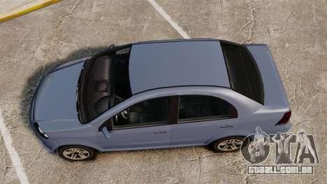 GTA V Declasse Asea I500 para GTA 4 vista direita