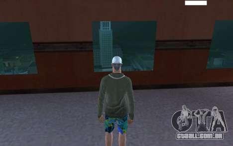HD pele vagabundo para GTA San Andreas terceira tela