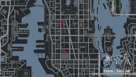 Lojas de Aldi para GTA 4 quinto tela