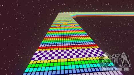 Estrada do arco-íris para GTA 4 segundo screenshot