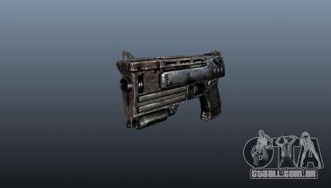 pistola de 10 mm para GTA 4