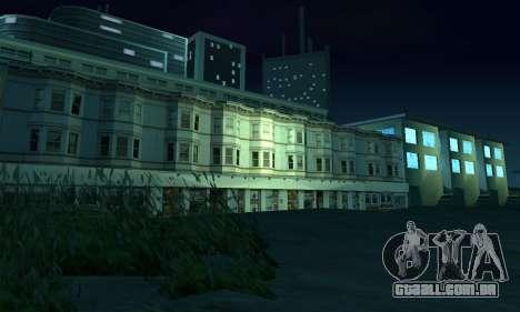 -Concluída a construção em San Fierro V1 para GTA San Andreas décima primeira imagem de tela