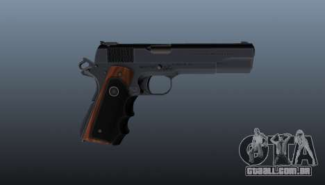 Pistola semi-automática Hitman Silverballer para GTA 4 terceira tela