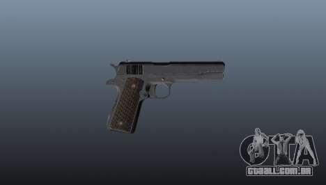 Pistola M1911 para GTA 4 terceira tela
