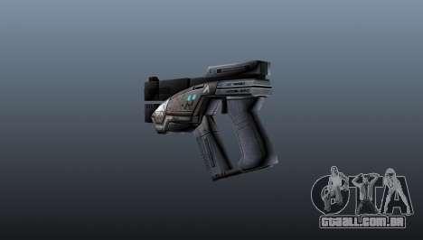 Pistola M3 predador para GTA 4 segundo screenshot