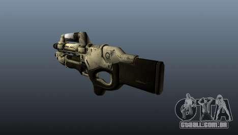 M-96 Mattock para GTA 4 segundo screenshot