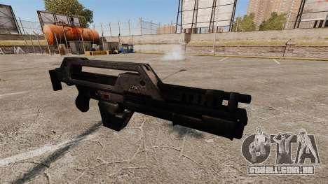 Rifle de pulso M41A para GTA 4