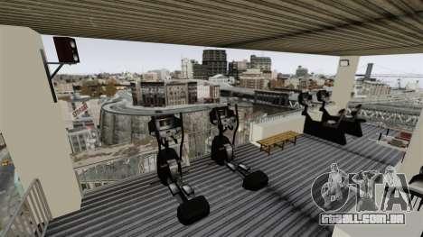 Banco de dados de sobrevivência para GTA 4 segundo screenshot