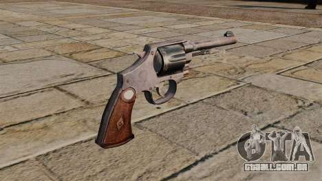 Revólver M1917 para GTA 4 segundo screenshot