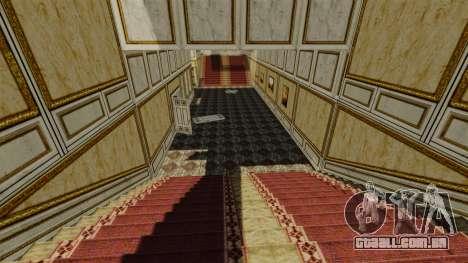 Localização Luxville Point Blank para GTA 4 sexto tela