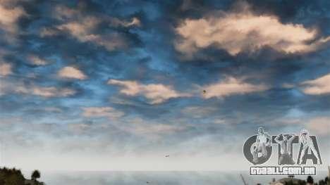 Corrigir o céu vermelho para GTA 4