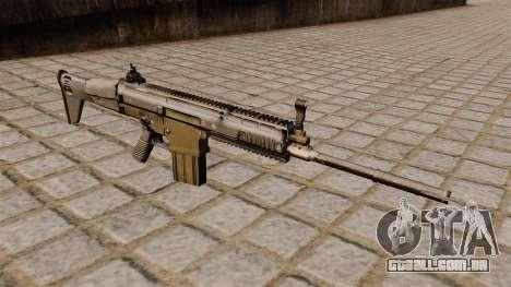 Fuzil FN SCAR-H para GTA 4