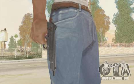 Beretta M9 v2 para GTA San Andreas terceira tela