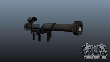 Lança-granadas anti-tanque todos lambendo os bei para GTA 4 segundo screenshot