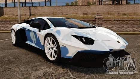 Lamborghini Aventador LP700-4 LE-C 2014 para GTA 4