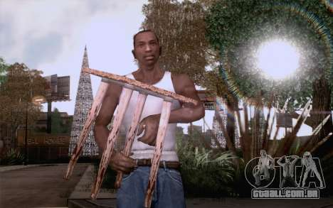 Tamborete para GTA San Andreas
