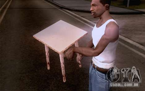 Tamborete para GTA San Andreas terceira tela